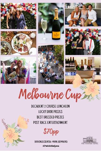 Melbourne Cup Web