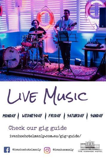 Web - Live Music